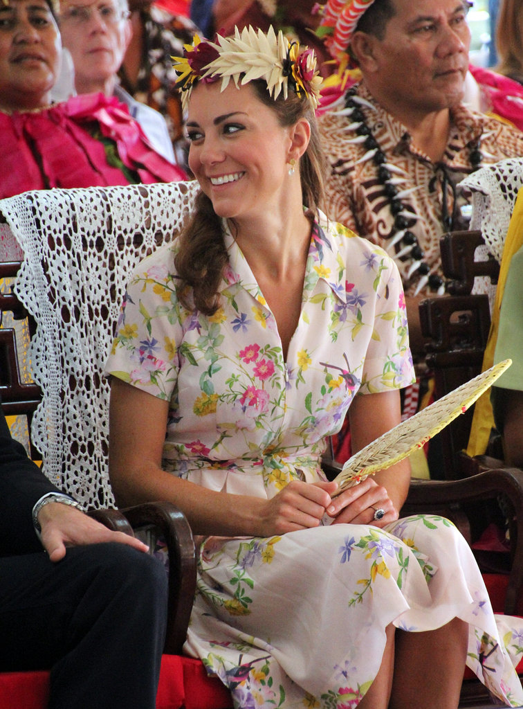 Prince William and Kate Middleton Wrap Up Their Tour and Head Home