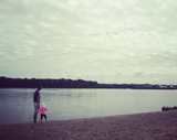 Grimm's Bree Turner took a trip to Sauvie Island in Oregon with her family during a break from filming.  Source: Twitter user RealBreeTurner