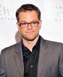Matt Damon Brings His Heat Into the Kitchen For a Good Cause