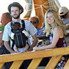 Sienna Miller and Tom Sturridge Take Marlowe to Italy