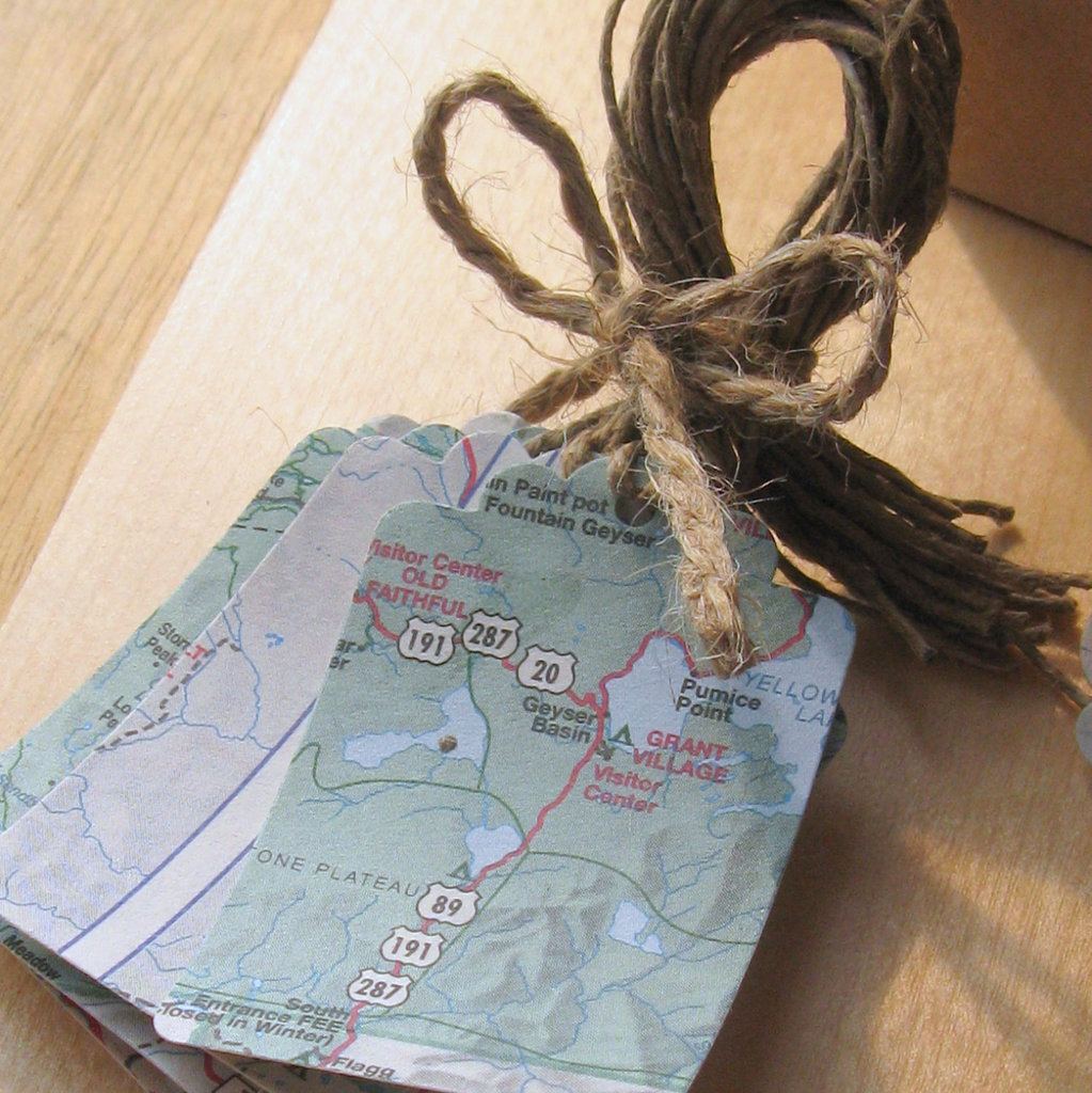Gift Tag or Bookmark