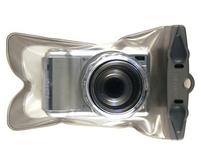 AquaPac Mini Camera Case With Hard Lens ($55)
