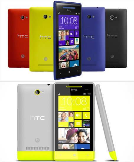 HTC announced today a line of signature Windows devices, the Windows