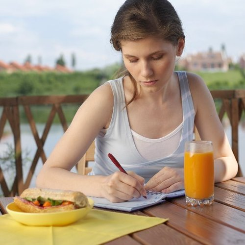 Tips For Keeping a Food Diary