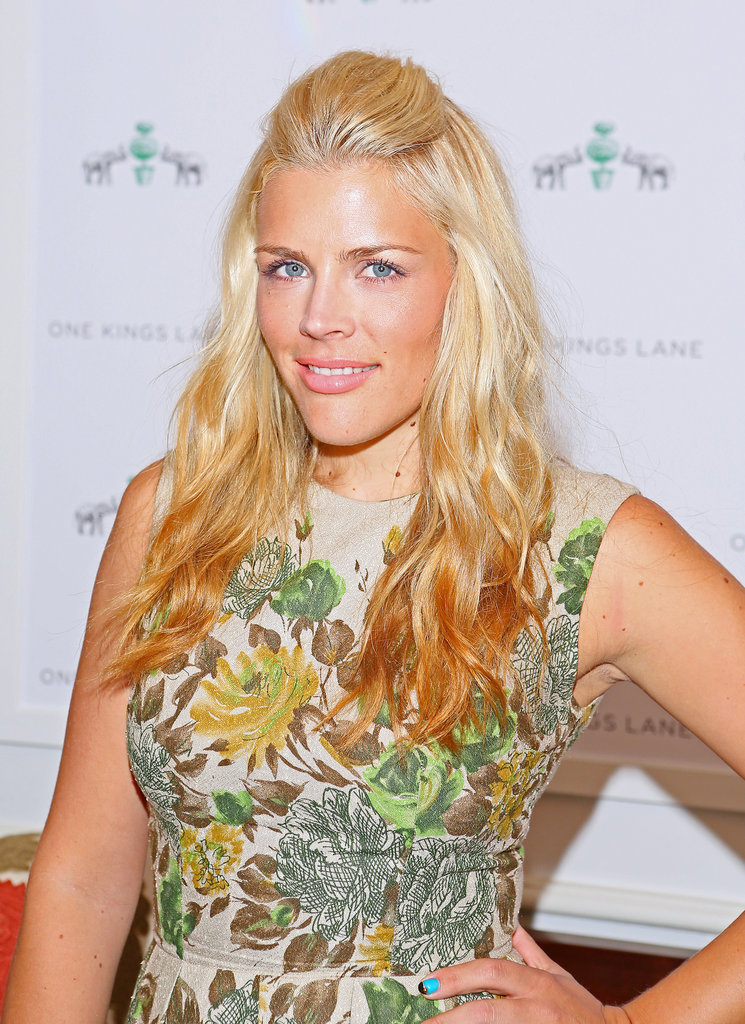 Busy Philipps arrived at the One Kings Lane event.