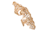 Gaia Repossi Rose Gold and Diamond Maure Twin Ring ($11,490)