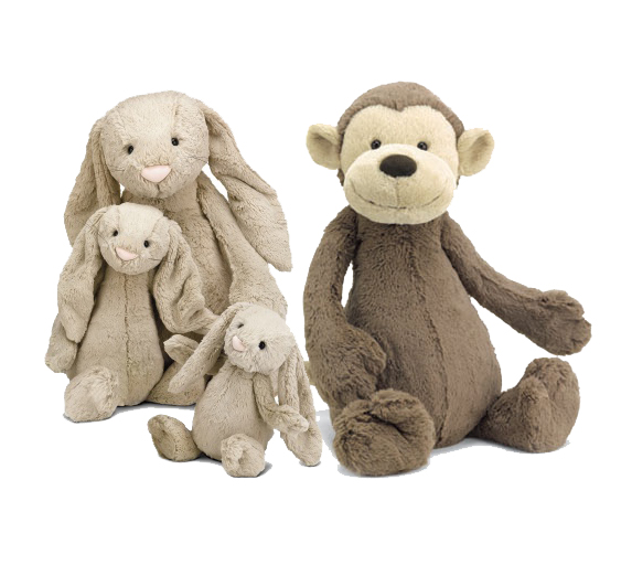 Jellycat Stuffed Animals