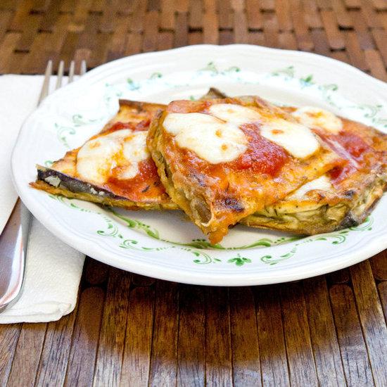 30-Minute Dinner: Easy, Oven-Baked Eggplant Parmesan