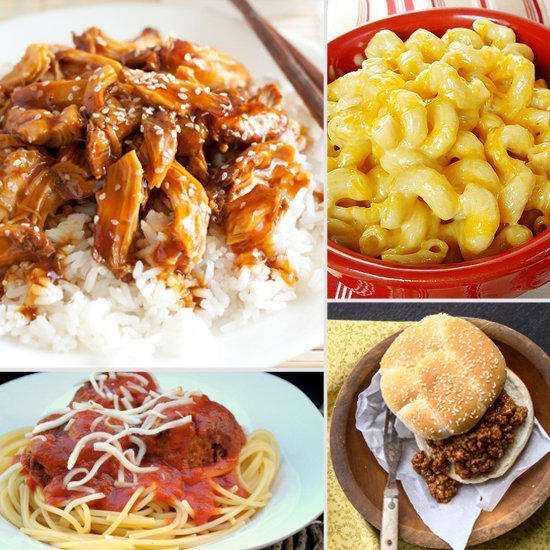 Easy Kid-Friendly Slow Cooker Dishes
