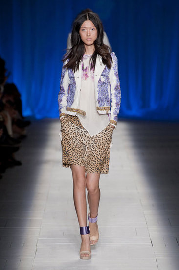 Just Cavalli Spring 2013