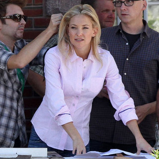 Celebrities on Set | Week of Sept. 17, 2012