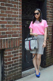 Congrats, StyleCueSuzieQ! We love your vintage bag.