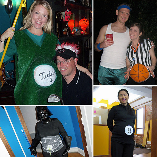 14 Creative Costumes For Expectant Mamas