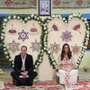 Prince William and Kate Middleton in Funafuti on Tuvalu