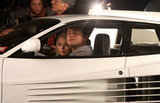 Leonardo DiCaprio And Aussie Margot Robbie Laugh On Wolf Set