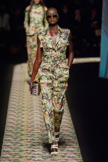 Kenzo Spring 2013