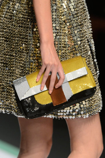 Fendi Spring 2013