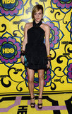 Chloë Sevigny made an appearance at the HBO party.