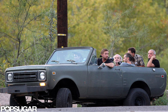 Ryan Gosling filmed in Texas.