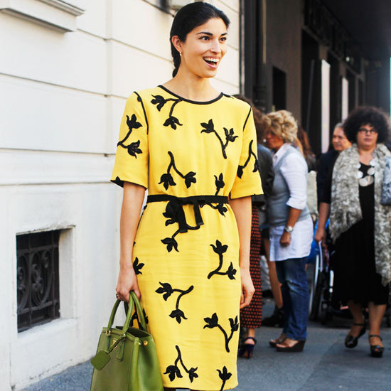 70 of the Best Street Style Snaps from 2013 Spring Milan Fashion Week!