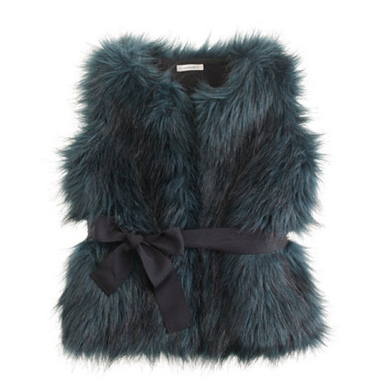 Crewcuts Fiona Faux-Fur Vest