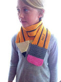 Custom Pencil Scarf ($29)