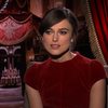 Keira Knightley Interview For Anna Karenina