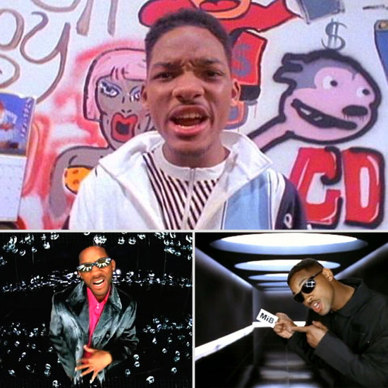 Celebrate Will Smith's Birthday With His Most Memorable Music Videos