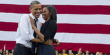 Michelle Obama Talks Affordable Education and Paying Off Student Loans With the President