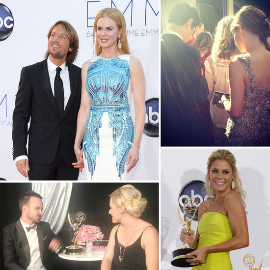 2012 Emmys Red-Carpet and Backstage Highlights