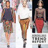 Milan Fashion Week Spring 2013 Trends