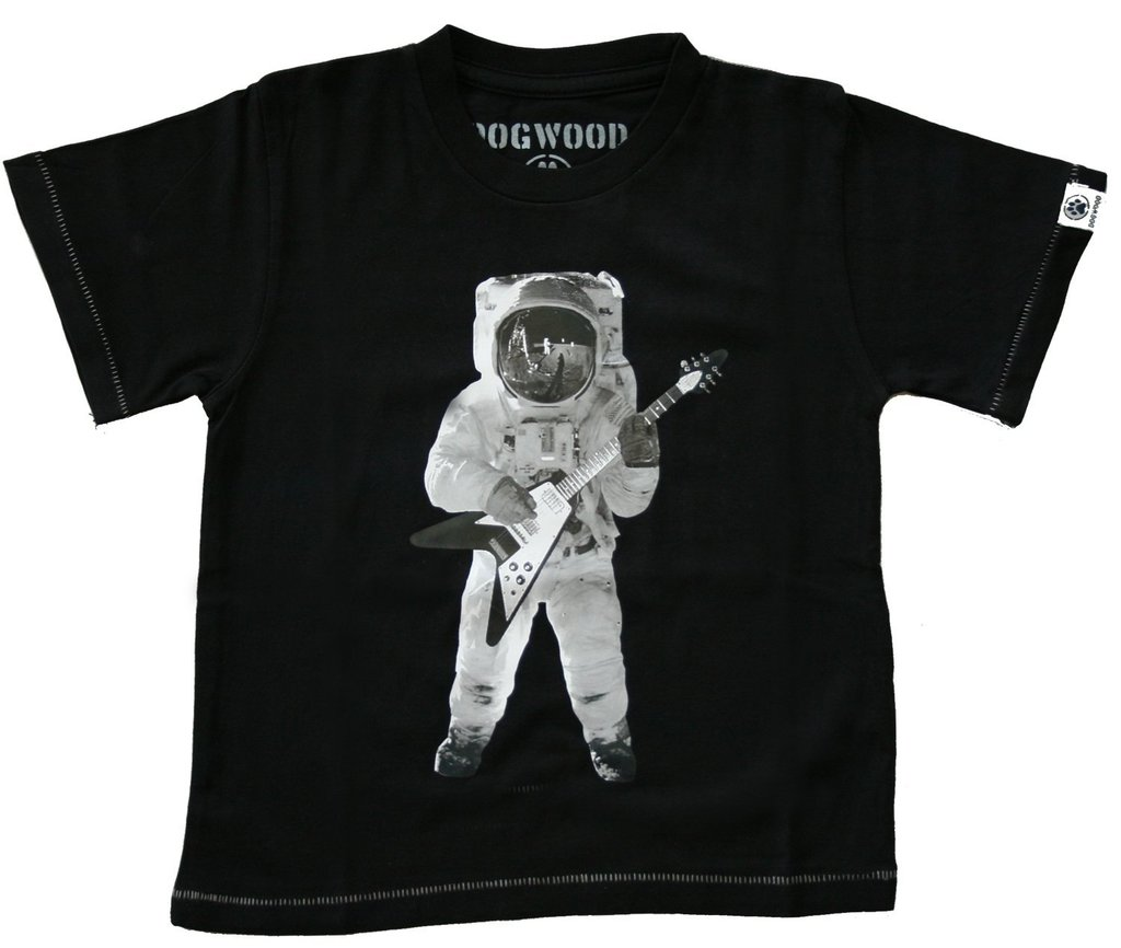 Dogwood Space Guitar Tee