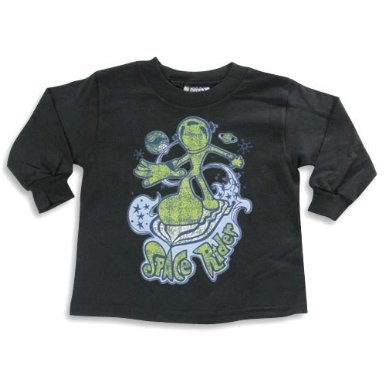 Mis Tee V-Us Alien Space Shirt