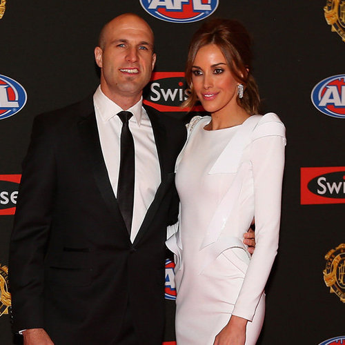 2012 Brownlow Medal Red Carpet Pictures of WAGs, Dresses, AFL Players and More