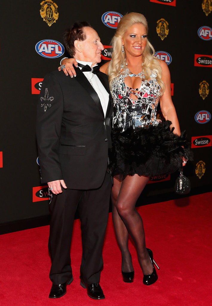 Georffrey and Brynne Edelsten