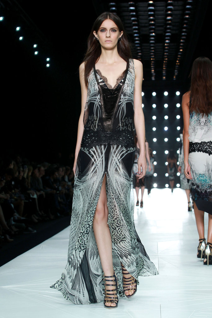 2013 Spring Milan Fashion Week: Roberto Cavalli