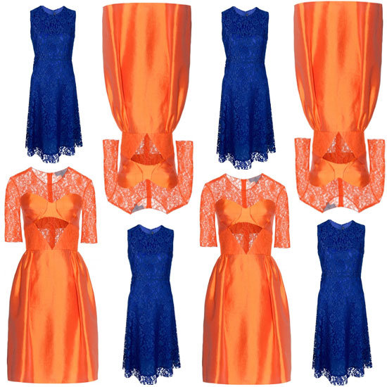Desk-Bound Buys: Top Ten Coloured Lace Dresses