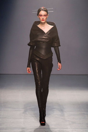 Gareth Pugh Spring 2013
