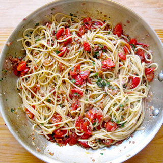 Bacon and Tomato Pasta Recipe