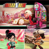 Meet Wreck-It Ralph's Sweet, Sassy Citizens of Sugar Rush