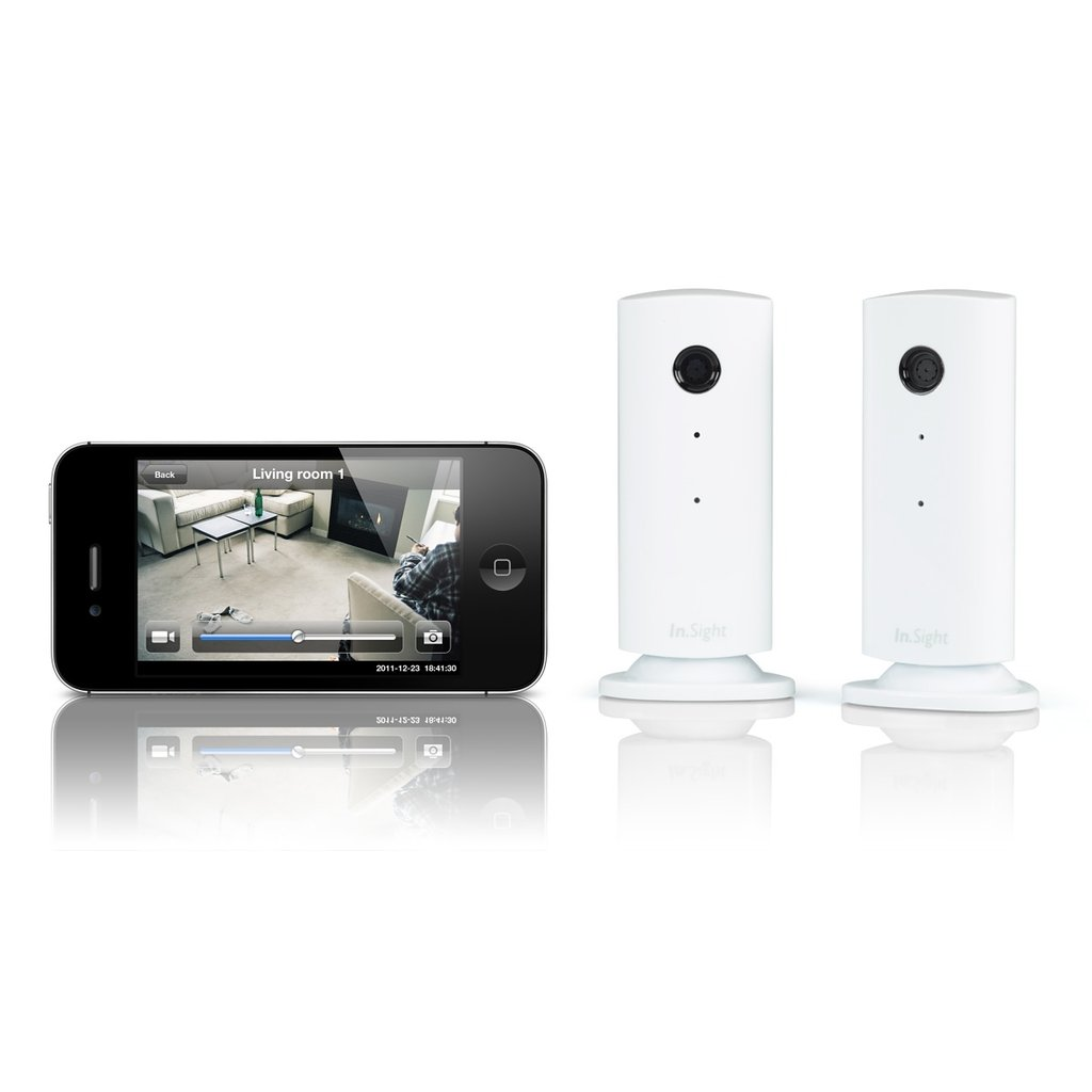 Philips In.Sight Wireless Home Monitor ($230)