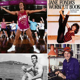 Old School but True: Healthy Advice From Fitness Icons of the Past