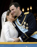 Prince Felipe and Letizia Ortiz   The Bride: ‪Letizia Ortiz, f