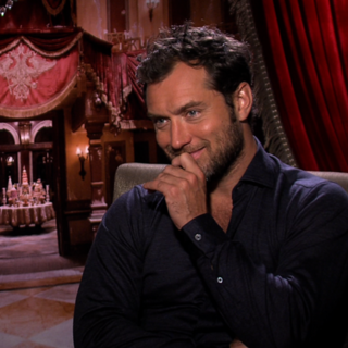 Jude Law Interview For Anna Karenina
