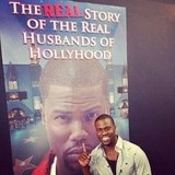 Kevin Hart joked around about a Real Housewives spin-off. Source: Instagram user kevinhart4real