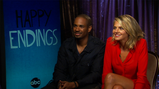 "Eliza Coupe Says Jane Is Going to Get ""Real Christian Grey"" on This Season of Happy Endings"