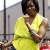 Michelle Obama Quotes on Dancing The Dougie