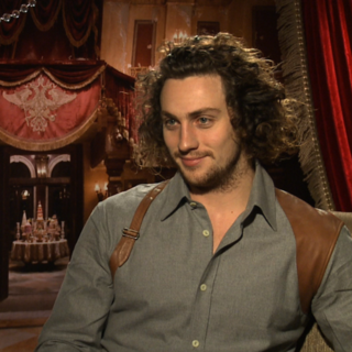 Aaron Taylor-Johnson Interview For Anna Karenina