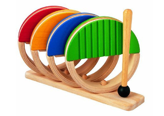 Plan Toys Percussion Set