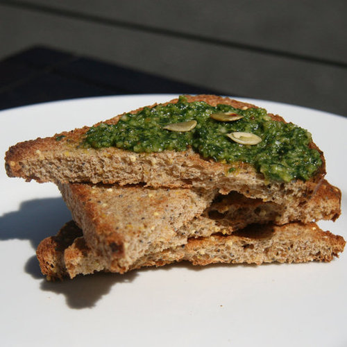 Pepita and Cilantro Pesto